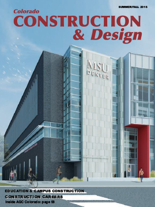 Colorado Construction & Design Summer-Fall Magazine 2016