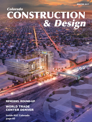 Colorado Construction & Design Winter Issue 2017