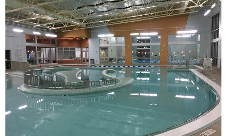New Woodland Park Aquatic Center