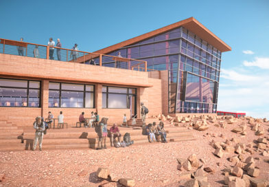 Pikes Peak is the Highest Active Construction Site