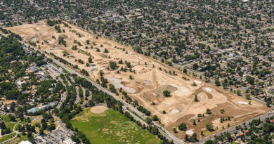 City Park Golf Course Makeover in Progress