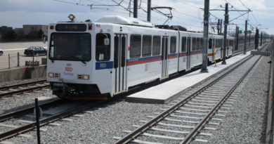 Test Trains Will Roll on RTD's SE Rail Extension