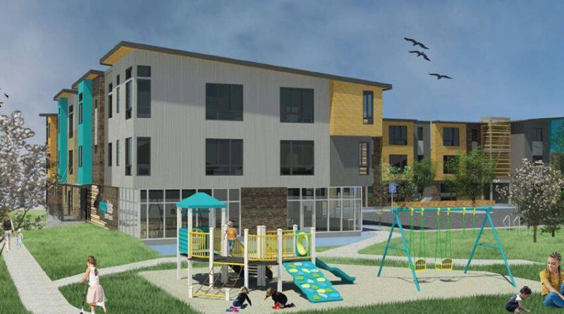 new apartment development in lakewood - mep engineering