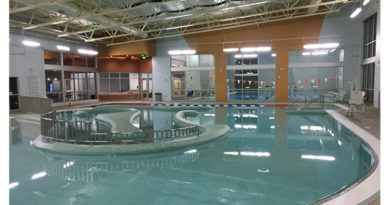 New Woodland Park Aquatic Center