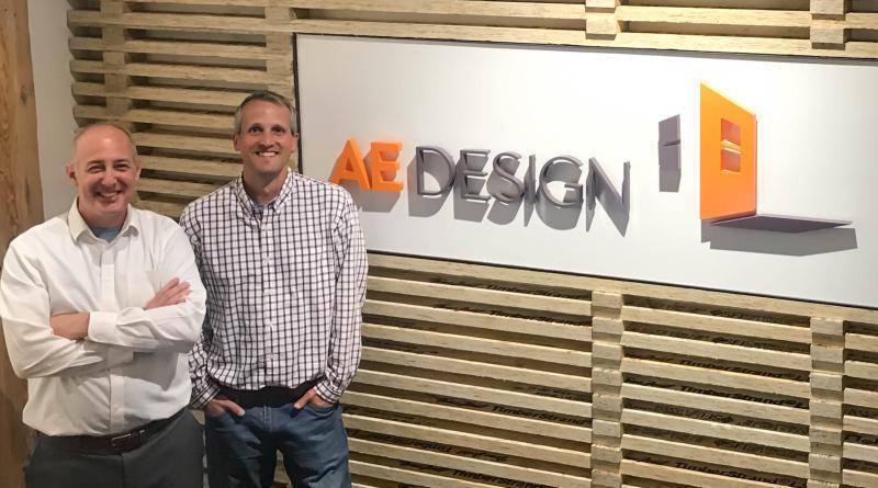 AEDesign-Jeff Mullikin (left) + Jon Brooks (right)
