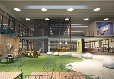 The Yard, An Adaptive Reuse Office Space Comes to Life | by Sean O'Keefe
