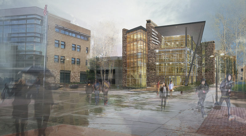Colorado State University Revitalization