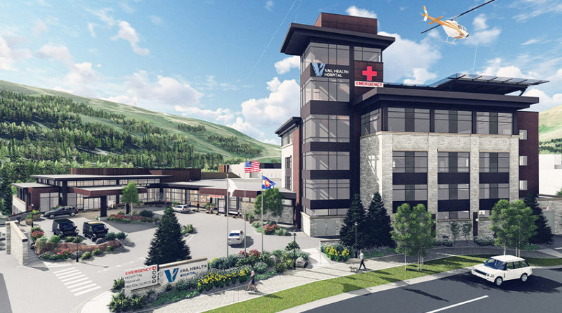 Vail Health-East-Wing-Addition