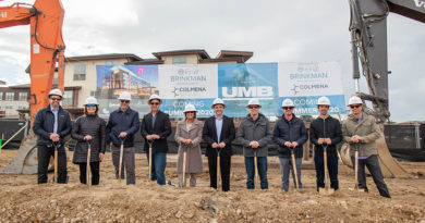 modern hotel breaks ground