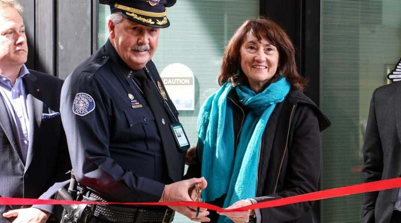 Englewood Police Station Ribbon Cutting