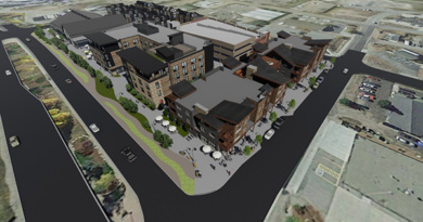 4th Street Crossing Development - Silverthorne, CO