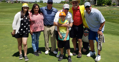 U.S. Engineering Charity Golf Tournament