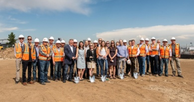 Katerra Construction with Cirrus breaks ground