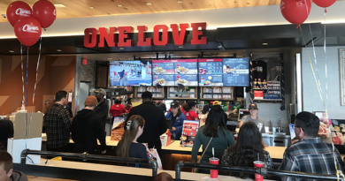 Raising Cane's First Location in Colorado Springs