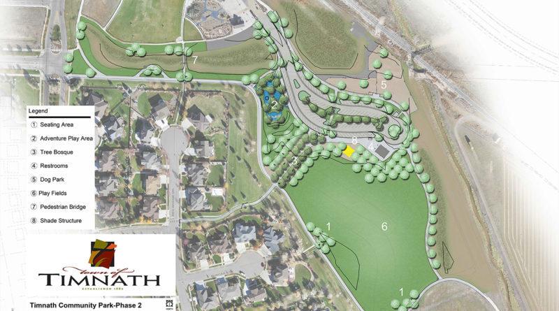 Timnath Community Park Phase II