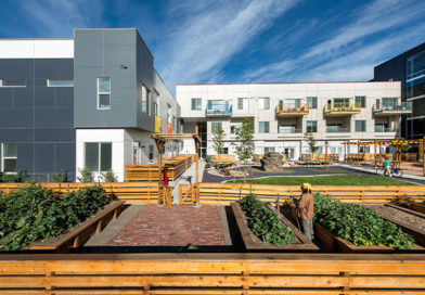 Studio Completiva Designs Phase IV of Mariposa Redevelopment