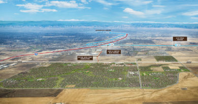 Aerotropolis - Aurora Highlands - ARTA project