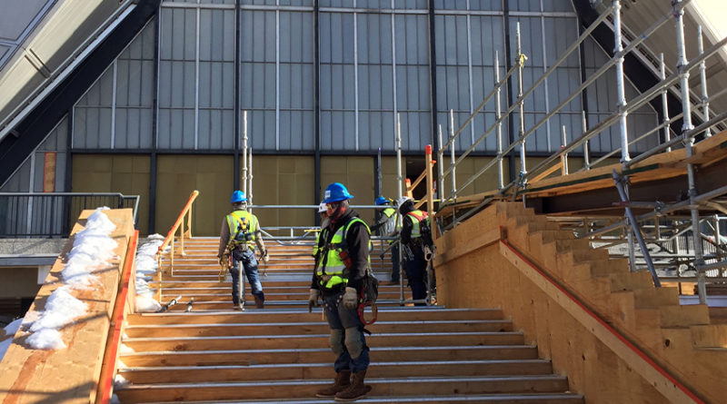 CD Specialty Contractors Wins Bid for Renovation of the USAFA Cadet Chapel