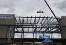Topping Out of Switchbacks FC Stadium