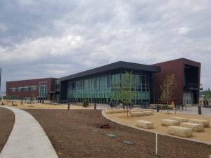The Sturm Collaboration Campus in Castle Rock. Arapahoe Community College.