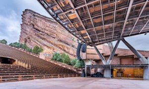 Image of on Stage Red Rocks