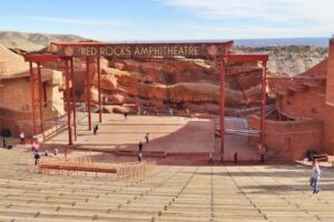 Image of Original Canopy at Red Rocks