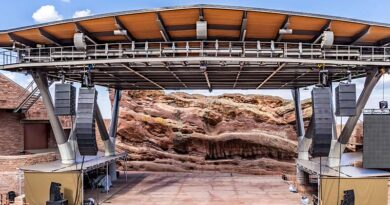 Raise the Roof, Red Rocks!